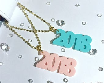 2018 planner charm made to order in 31 colours also for organiser, gift tag, bag charm, keyring, school bag