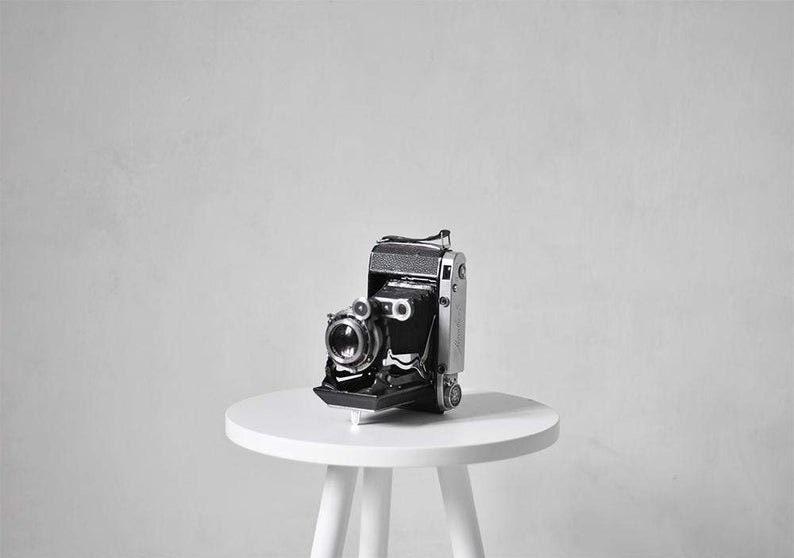Vintage soviet camera MOSKVA image 0