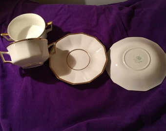 Johnson Brothers Dessert/Tea Cups