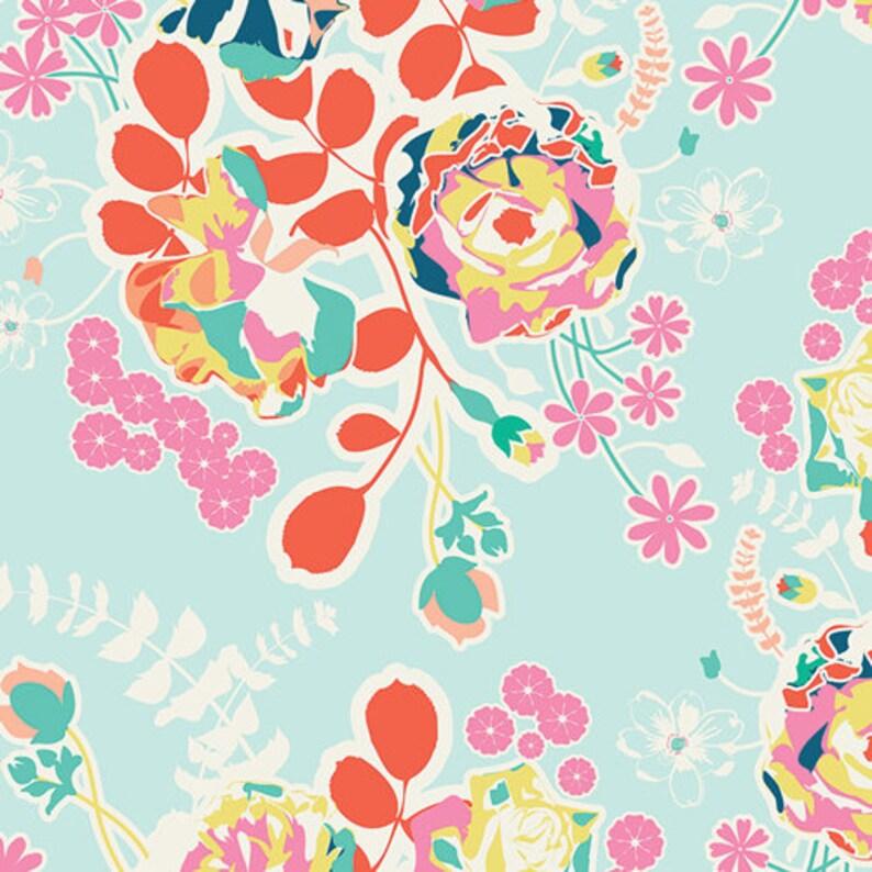 Orchard Blossom Joyful cotton fabric from Art Gallery Fabrics image 0