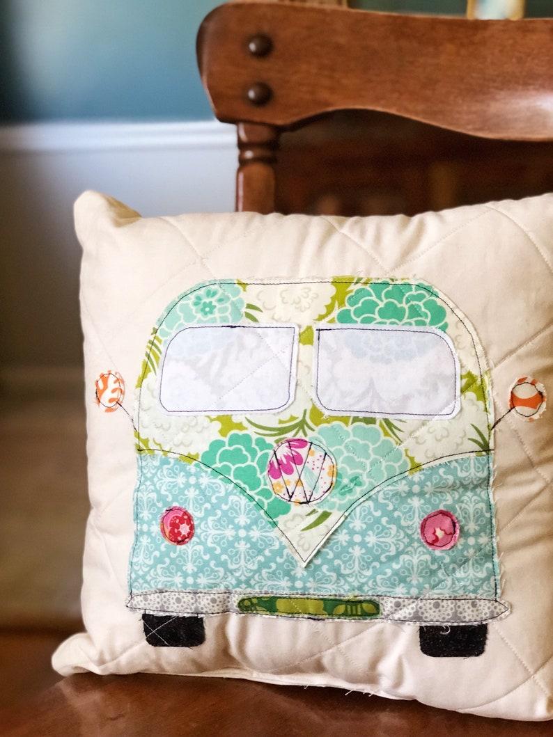 VW Bus Pillow image 0