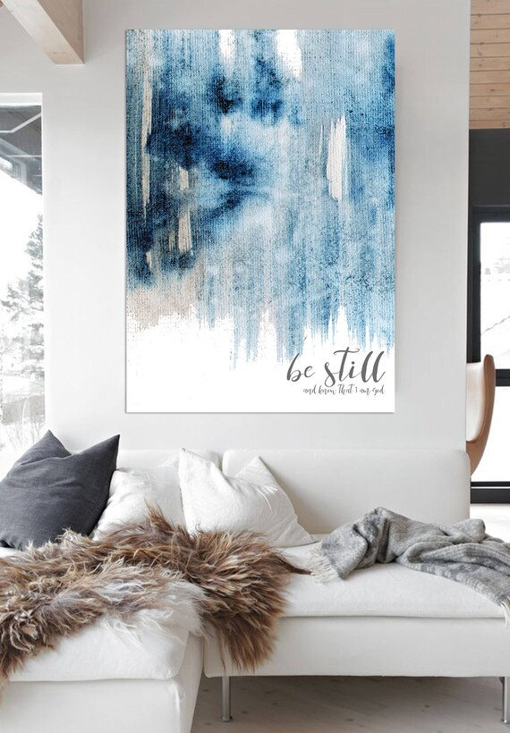 Inspirational Wall Art Be Still Metal Sign for Home Be Still Metal Wall Decor Be Still Wall Art Housewarming Gift