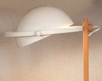 SATURN Floor Lamp White