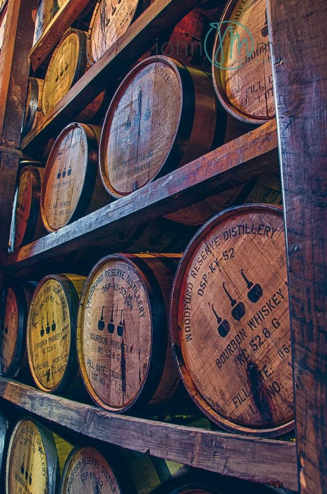 Bourbon Bourbon Barrel Bourbon Gifts Bourbon Art Kentucky | Etsy