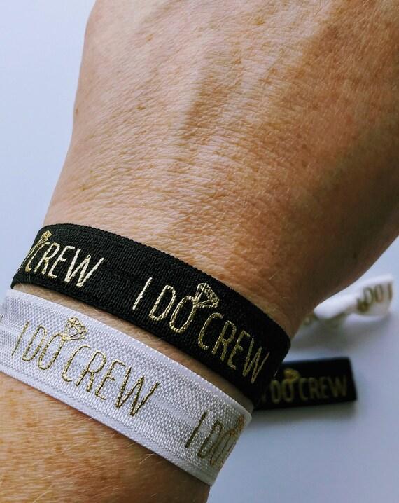 Bachelorette Party Favours Bachelorette Hen Party Wristbands Bracelets