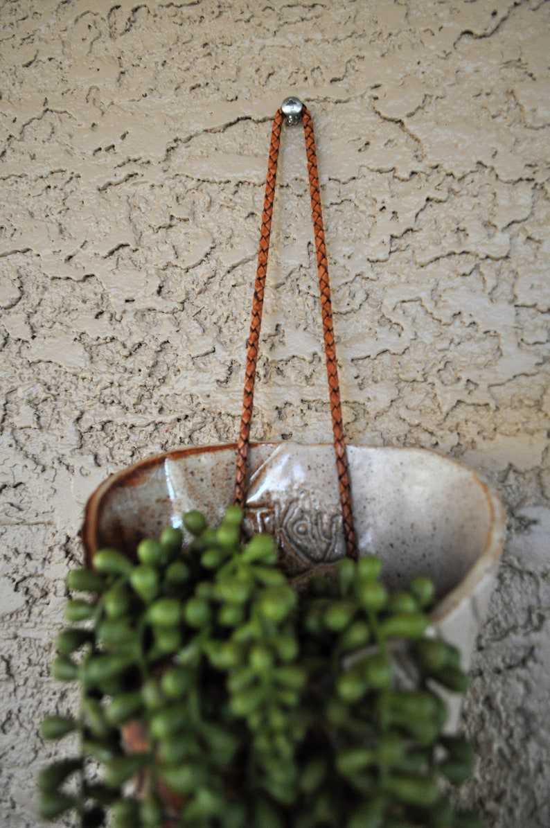 Southwest Impressions Ceramic Wall Sconce  Pocket