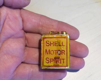 Dollshouse miniature petrol can