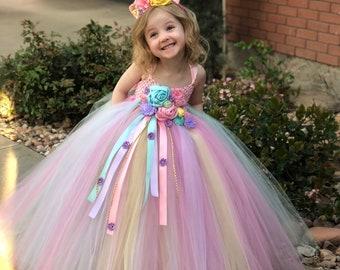 Unicorn Tutu Dress - unicorn birthday dress - unicorn horn - unicorn outfit  - birthday dress - halloween costume - unicorn birthday outfit 5f0304f96b26