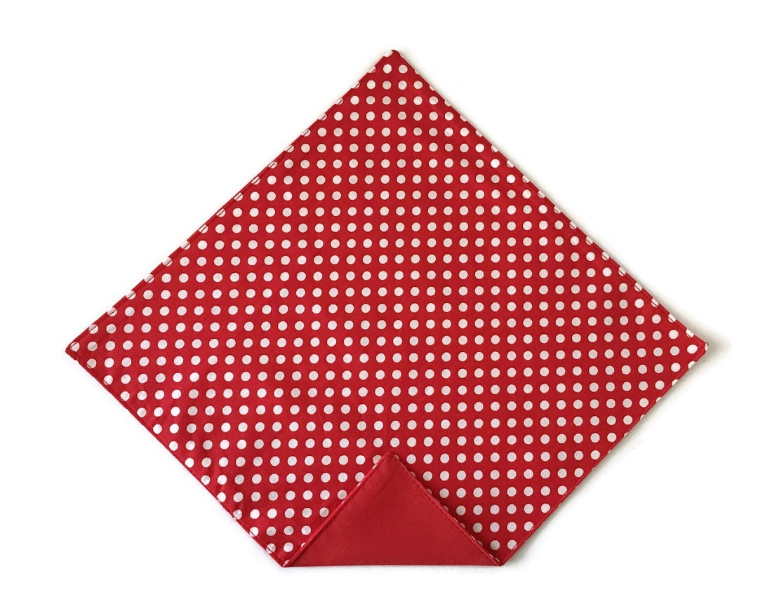 NEW Men/'s Pocket Square Black White Floral Polka Dots Reversible Handkerchief