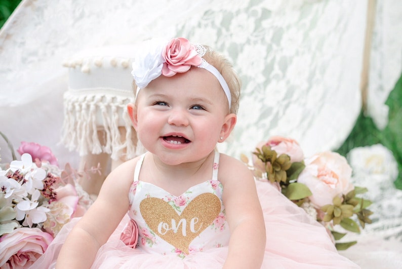 61b73ff57cf0 Birthday Dress Baby Girl Birthday Outfit Any Birthday First