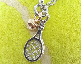 Paddle Shovel Necklace with Ball Paddle-Tennis Gift for Padel Lover -Padel Tennis gift -Gift for Padel - Paddle Shovel Gift- Woman Earrings