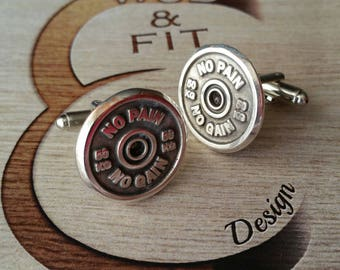 Weight Plate Cufflinks Motivational FitPlate Gift,Bodybuilding,Gym,Dad Gift,Father Gift,Fitness,Bodybuilder Cufflink,Gift Wedding,Crossfit