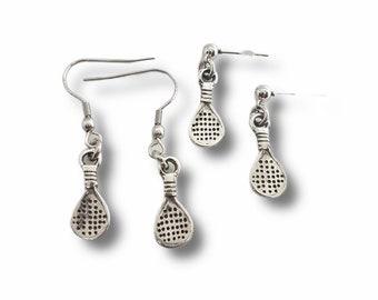 Padel Earrings Small Padel Pad Gift for Padel Lover- Padel gift -Gift for Padel -Padel Tennis Woman - Paddle tennis Gift- Woman Earrings