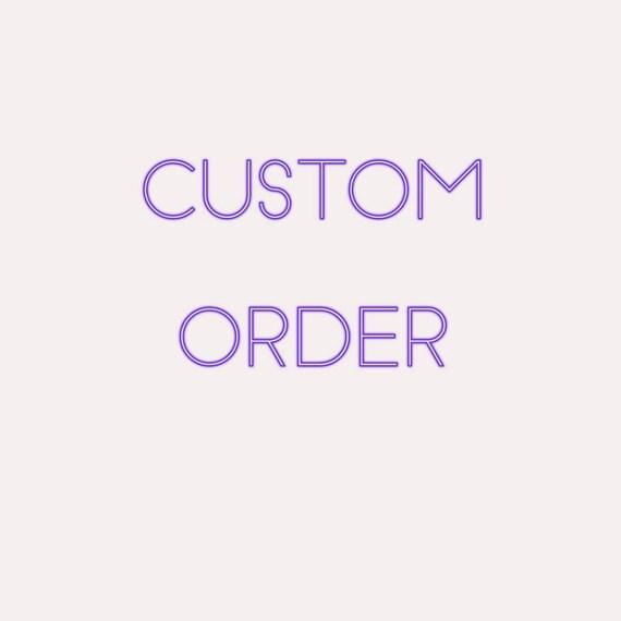 CUSTOM SERVICE: Custom Full Wig Making Service