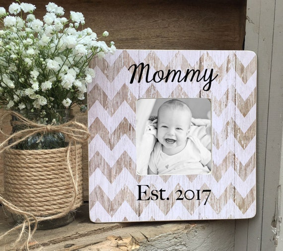 ON SALE Mother\'s Day Gift Frame First Mother\'s Day | Etsy