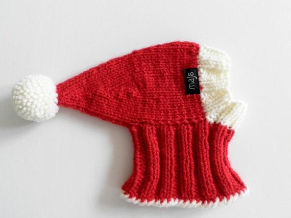 Santa Dog Hat Pattern Christmas Dog Hat Pattern Greyhound Hat