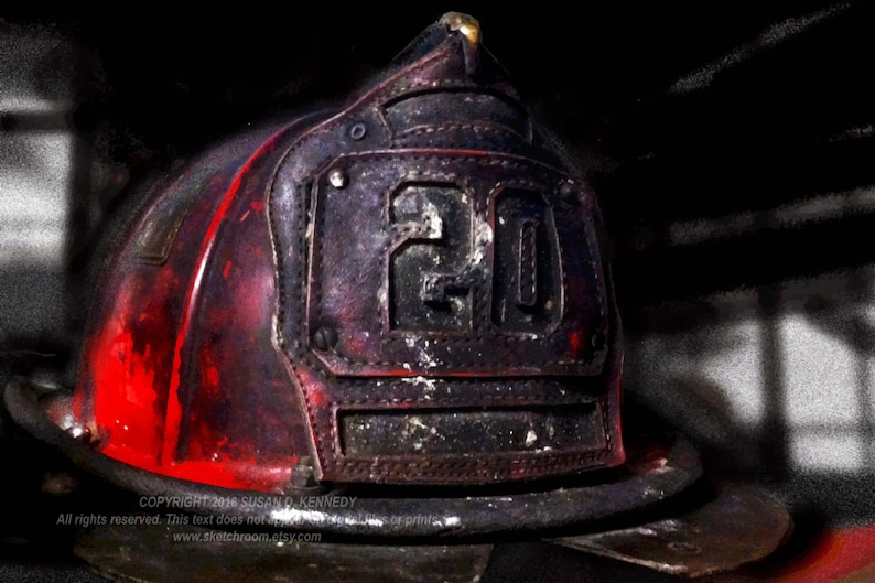Incredible Fire Helmet Firefighting Art Photograph Instant Download Digital Printable Firefighter Art Photograph Download Free Architecture Designs Scobabritishbridgeorg
