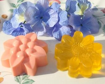 Floral Summer Soaps