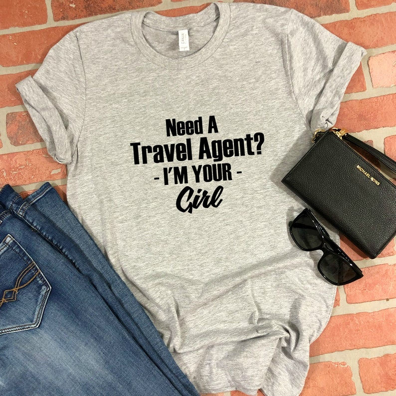 Travel Agent Shirt - Airport Shirt - vacation t-shirt - Gifts for travel  agent - best travel agent - travel agent lover - travel shirt