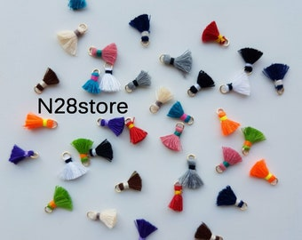 Mini nappine assortite 12 colori; ( tot. 36 pz )