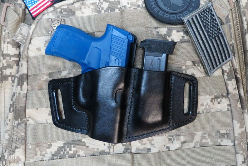 Sig Sauer P365 Urban Survival Series Holster with Integrated Magazine  Holder  Made in USA