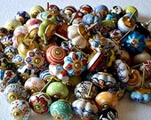 20 pcs Assorted Ceramic Knobs Cabinet Drawer Pull US SELLER with Fast Shipping