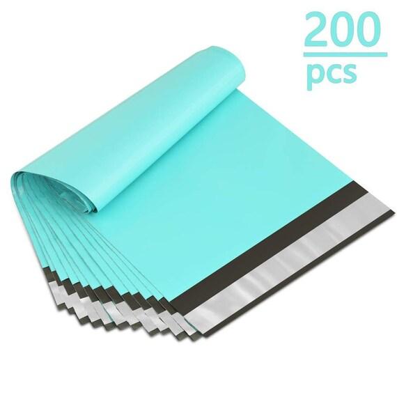 "9/"" x 12/"" Poly Mailers Plastic Bag 2.5 Mil Shipping Envelope Self Sealing 200 Pcs"
