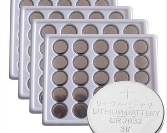 20 pack CR2032 3 volt Lithium Batteries (Pack of 20 ) U.S.A. Seller Fast Shipping