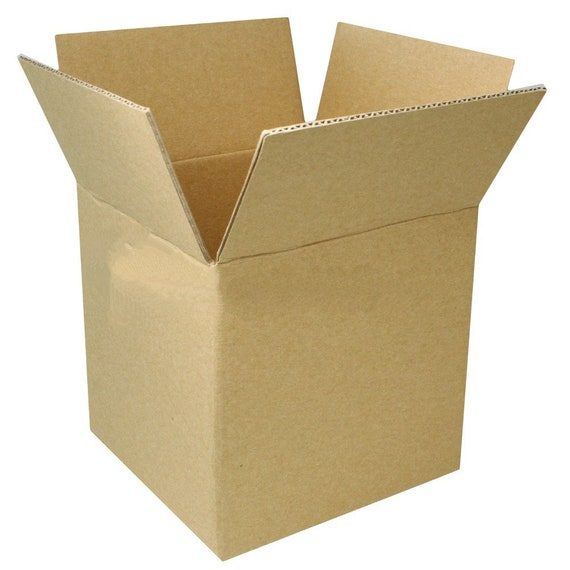 1 8x8x8 Cardboard Packing Mailing Moving Shipping Boxes Corrugated Box Cartons