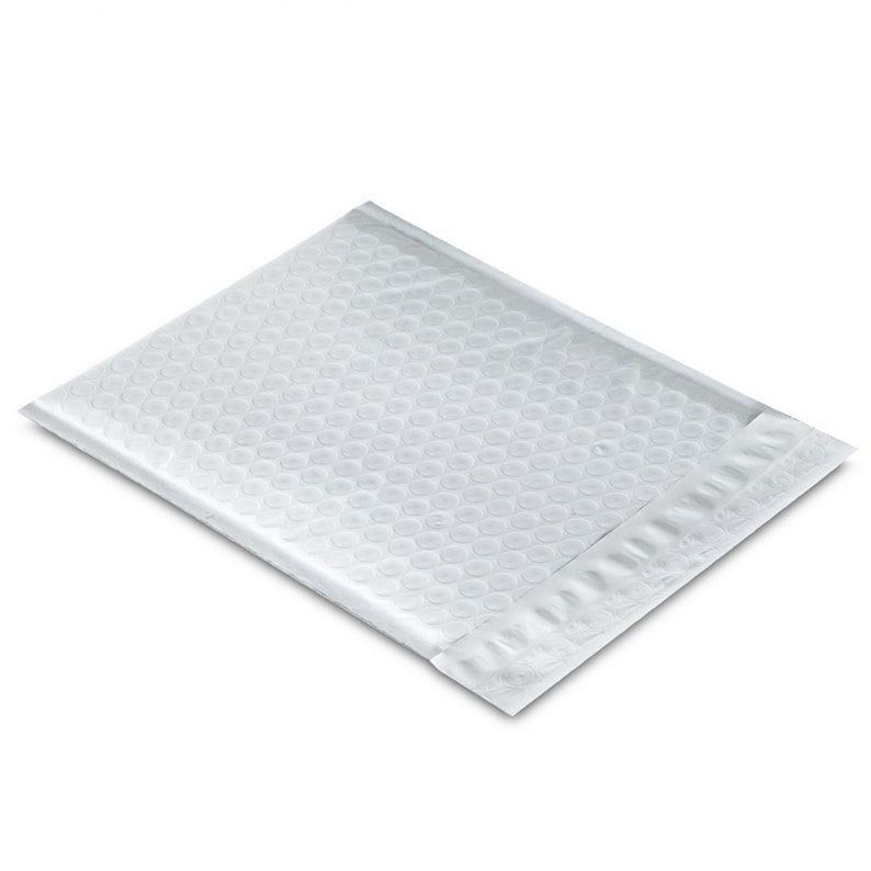 U.S.A White Waterproof Bubble Envelopes SELLER Fast Shipping 25 pcs  7.25 x 12 Inch  Bubble Mailers Padded Envelopes Pack of 25