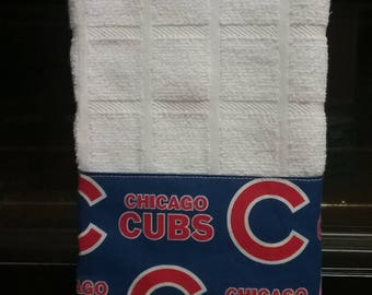 Chicago Cubs Dish/Bar Towel