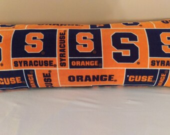 Syracuse University Body Pillow Cover