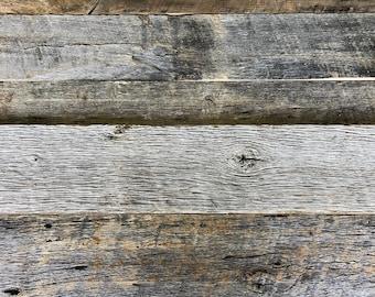 Ultra Thin Original Face Grey Barn Wood Siding For Accent Walls
