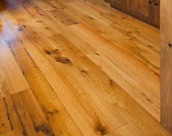 Sale! Authentic Reclaimed Oak Flooring