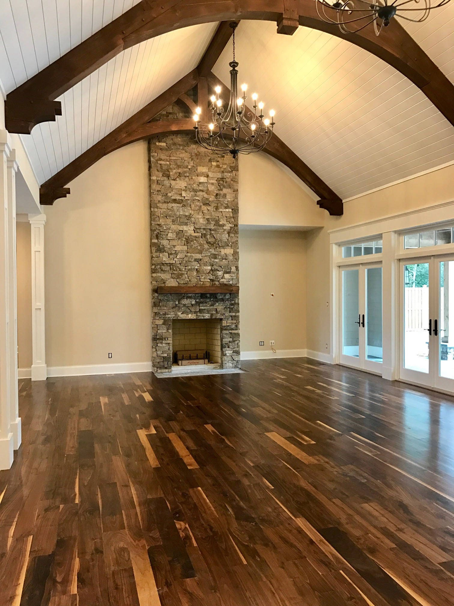 Exceptionnel Old Growth Black Walnut Hardwood Flooring