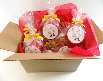 bulk christmas gifts set of 8 client gifts corporate favors office gifts employee gifts bulk gifts christmas favors corporate gifts - Cheap Christmas Gifts For Employees