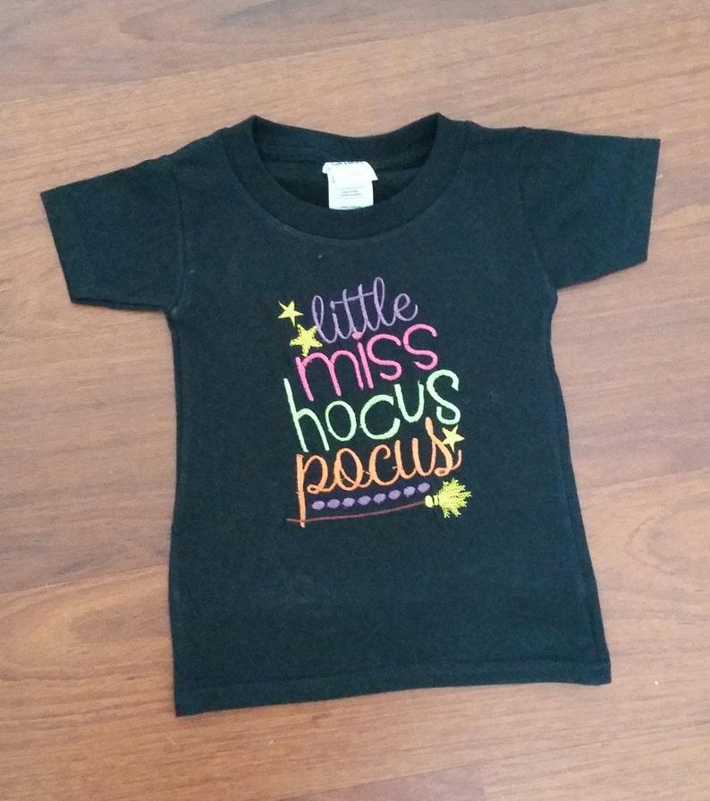 Little Miss Hocus Pocus