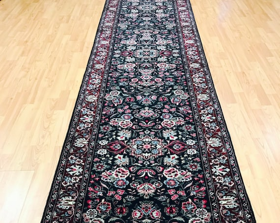 "2'7"" x 12'3"" Sino Chinese Oriental Rug Floor Runner - Hand Made - 100% Wool"