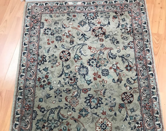 2' x 3' Pakistani Persian Design Oriental Rug - Very Fine - Hand Made  100% Wool