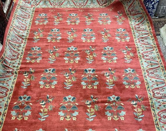 """10'6"""" x 16'5"""" Turkish Gabbeh Oriental Rug - Unique Looms - Full Pile"""
