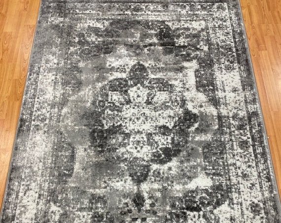 4' x 6' New Unique Loom Turkish Oriental Rug - Sofia Collection - Modern