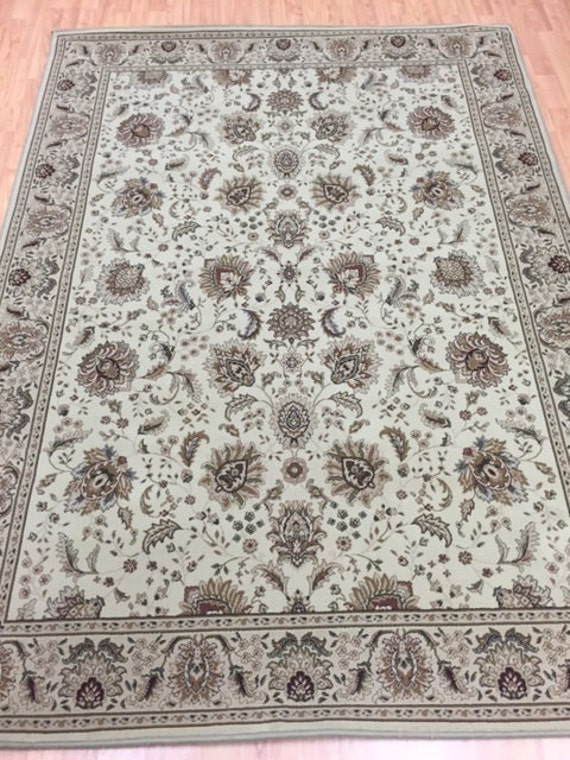 "5'3"" x 7'3"" Turkish Tabriz Oriental Rug - Empire Collection"