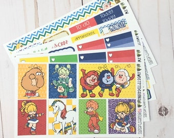 Deluxe Weekly Planner Sticker Kit