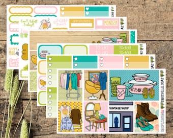 Deluxe Planner Sticker Kit