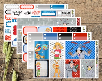 Deluxe Weekly Sticker Kit