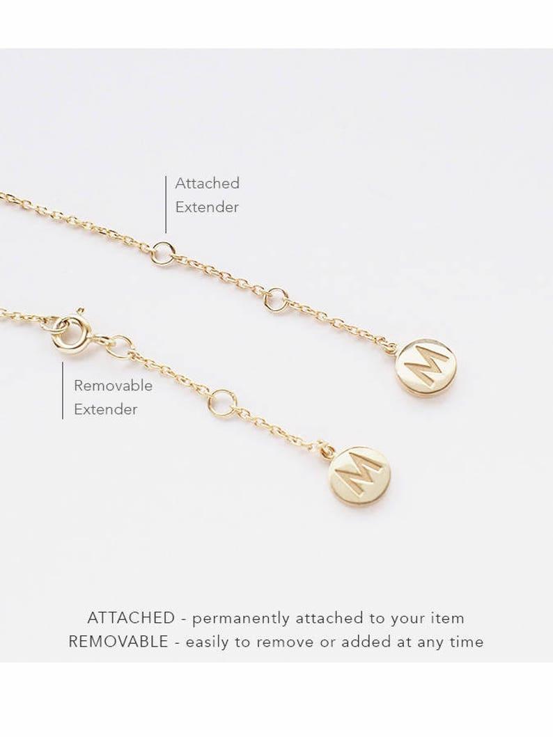 Extender for Bracelet/Necklace  A01 image 0