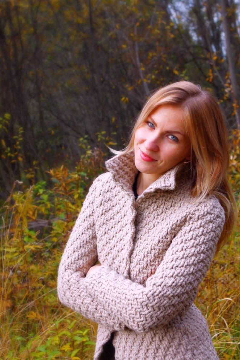 ff8b4c5357b4 Crochet Jacket Pattern Crochet Jaket For Woman Crochet