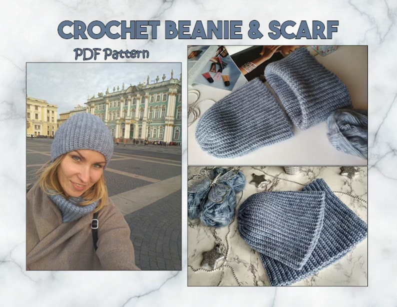 f42ad834636 The Easy Crochet Beanie Crochet Beanie Pattern Crochet