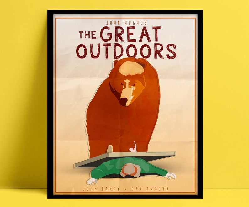 The Great Outdoors  Digital Download image 0