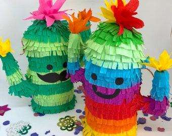 Mini Piñata cactus